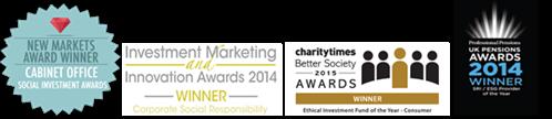 UK social bond awards