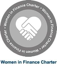 Women in Finance logo