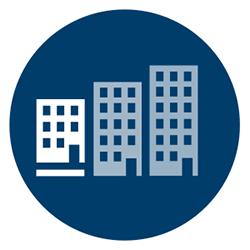 Smaller companies icon
